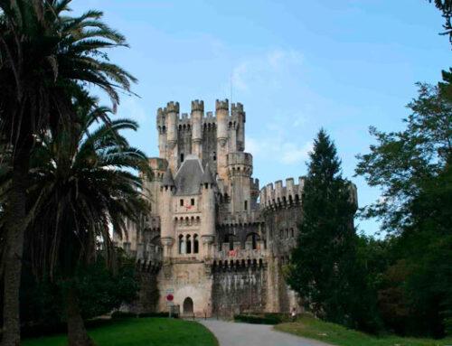 El Castillo de Butrón, uno de los tesoros de Uribe