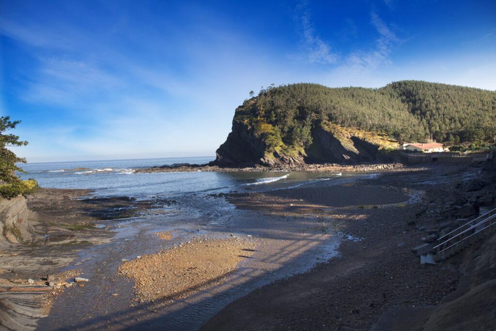 playa de armintza